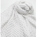 Chloe & Oli Classic Muslin Swaddle 1-Pack - Dot Party