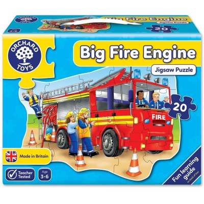 Orchard Toys Big Fire Engine Jigsaw Puzzle