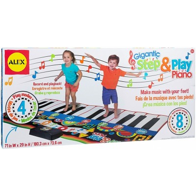 Alex Toys ALEX Toys Gigantic Step & Play Piano
