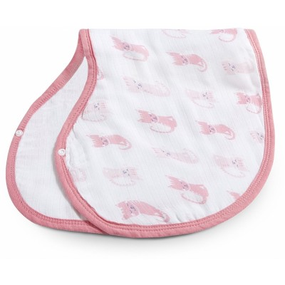 Aden - Ideal Baby Burpy Bib - Kitty Love (Bunny)