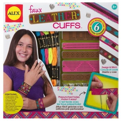 Alex Toys Faux Leather Cuffs