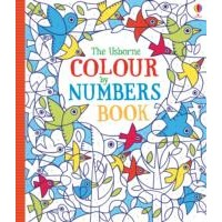 Usborne Colour by Numbers Book