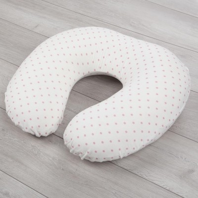 CuddleCo Comfi-Mum Memory Foam Feeding Pillow - Polka Dot