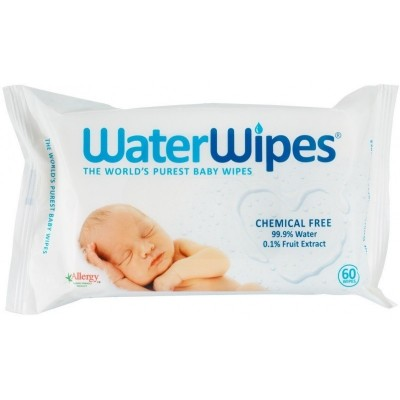 WaterWipes (60-Pack)