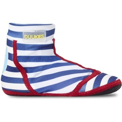 Duukies Beachsocks - Blue Stripes