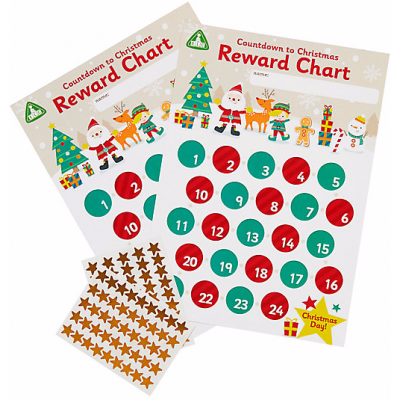 ELC Christmas Reward Charts