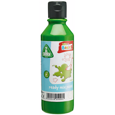 ELC Green Ready Mix Paint 300ml