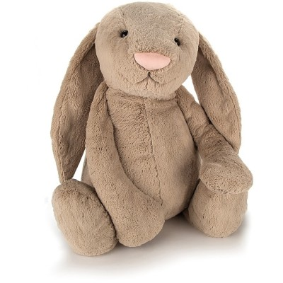 Jellycat Bashful Beige Bunny - Really Really Big 108cm