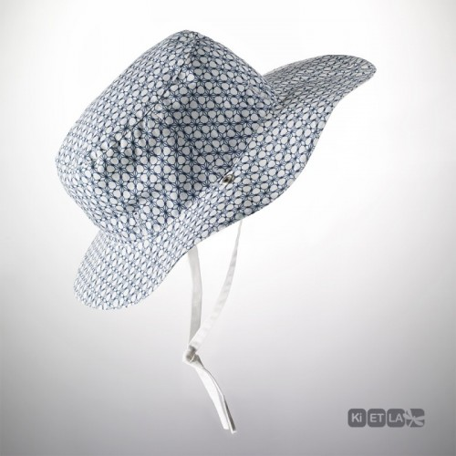 06c9cde826d Ki ET LA Sun Hat Kapel Anti-UV Reversible - Graphik Style