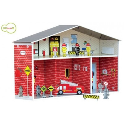 Krooom - Dylan - Fire station