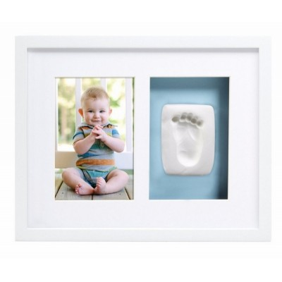 Pearhead Babyprints Wall Frame - White