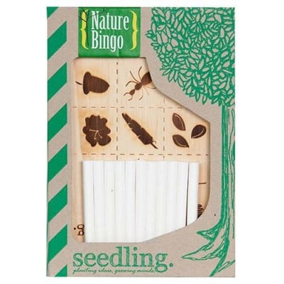 Seedling Nature Bingo