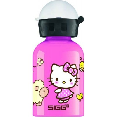 SIGG Kids Bottle Top -Hello Kitty On The Farm(0.3L)