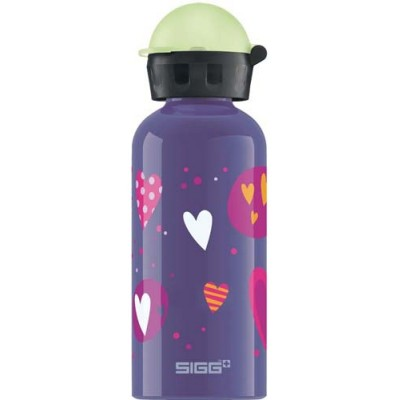 SIGG Kids Bottle Top -Glow In The Dark Heartballons(0.4L)