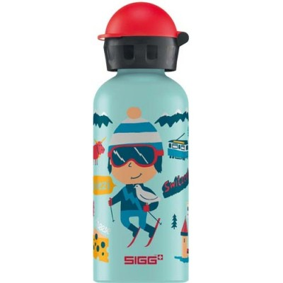 SIGG Kids Bottle Top -Travel Boy Switzerland(0.4L)