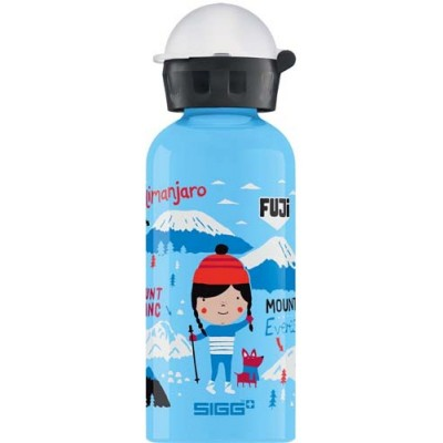 SIGG Kids Bottle Top -Explore Mountains(0.4L)
