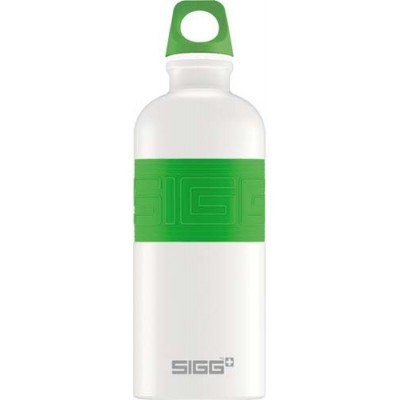 SIGG Screw Top -Cyd Pure White Touch Green (0.6L)