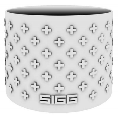 SIGG Grip - Hot&Cold Silicone Grip White