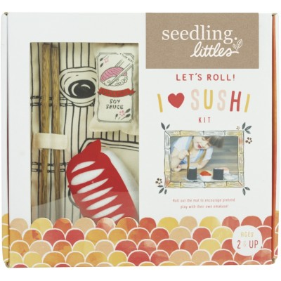 Seedling Let's Roll I Love Sushi Kit