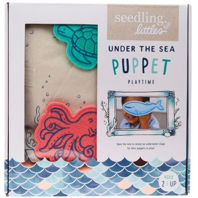 Seedling Under The Sea Puppet Playtime