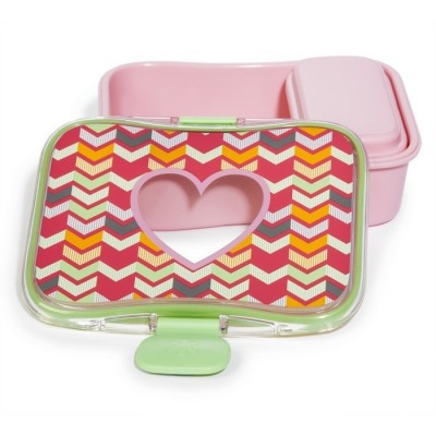 Skip Hop Forget me Not Lunch Kit - Hearts
