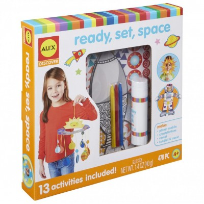ALEX Toys Discover Ready Set Space