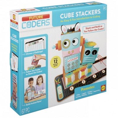 Alex Toys ALEX Toys Future Coders Cube Stackers