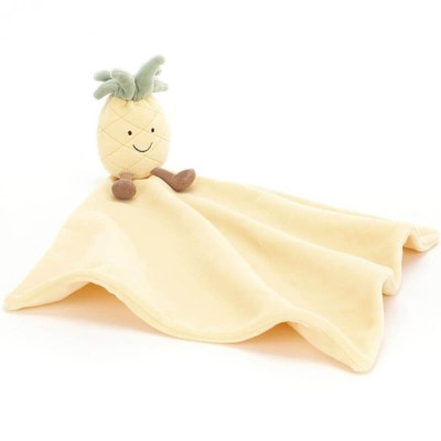 Jellycat Amuseable Pineapple Soother 34cm