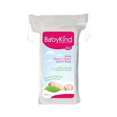 BabyKind Giant Pads 100-Pack