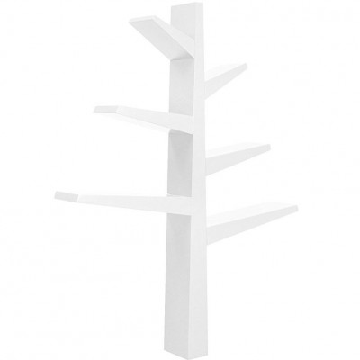 Babyletto Spruce Tree Bookcase - White