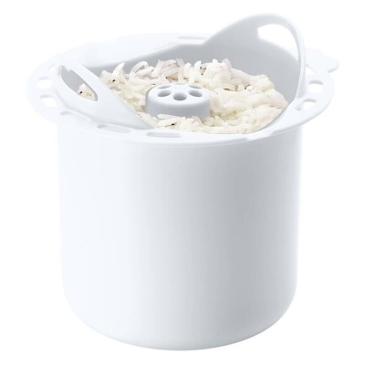 Beaba Pasta Rice Cooker  - Babycook Plus - White