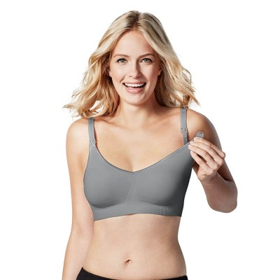 Bravado Body Silk Seamless Nursing Bra - Silver Belle