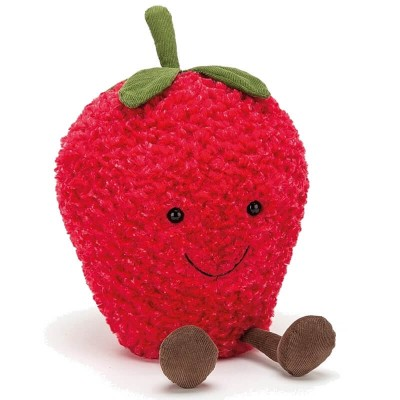 Jellycat Amuseable Strawberry - Large 27cm