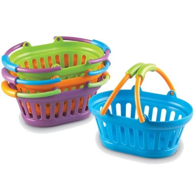 New Sprouts Stack of Baskets
