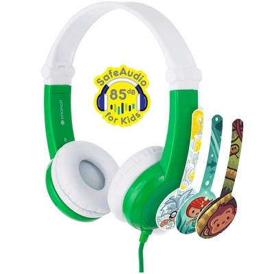 onanoff BuddyPhones Connect - Green