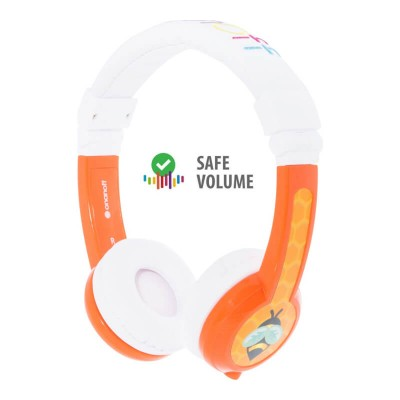 onanoff BuddyPhones Explore Foldable - Orange