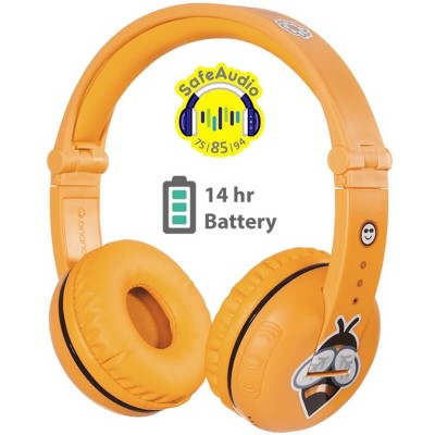 onanoff BuddyPhones PLAY - Yellow Safari