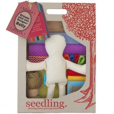 Seedling Create Your Own Designer Dolly