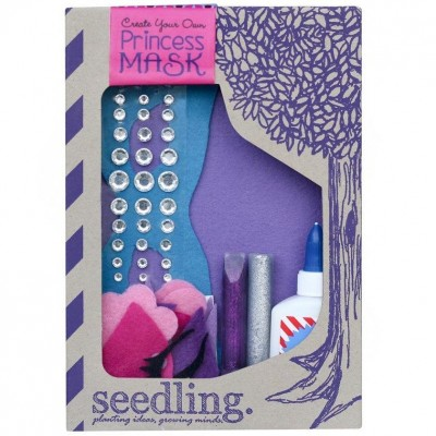 Seedling Create Your Own Princess Mask