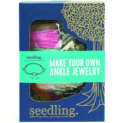 Seedling Make Your Own Ankle Jewelry