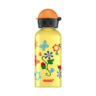 SIGG Kids Bottle Top - Spring Time (0.4L)