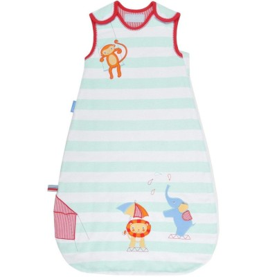 The Gro Company - Grobag Sleepy Circus - 3.5 Tog - 6-18m