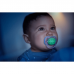Philips Avent Ultra Air Night Time Soother - 0-6 months