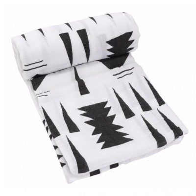 Chloe & Oli Classic Swaddle 1-Pack  - Geometric Dreams