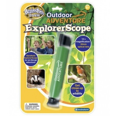 Brainstorm Toys Outdoor Adventure Explorer Scope