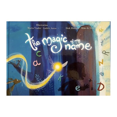 My Magic Story - The Magic of My Name - Personalised Children's Book (Hard Cover)